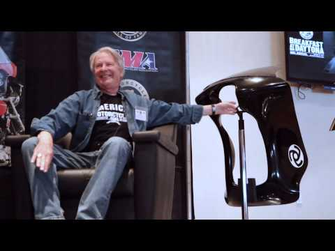 Craig Vetter: 2014 AMA Motorcycle Hall of Fame Breakfast