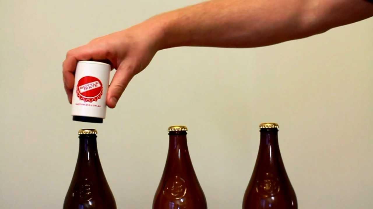 bottlemate amazing pop top bottle opener