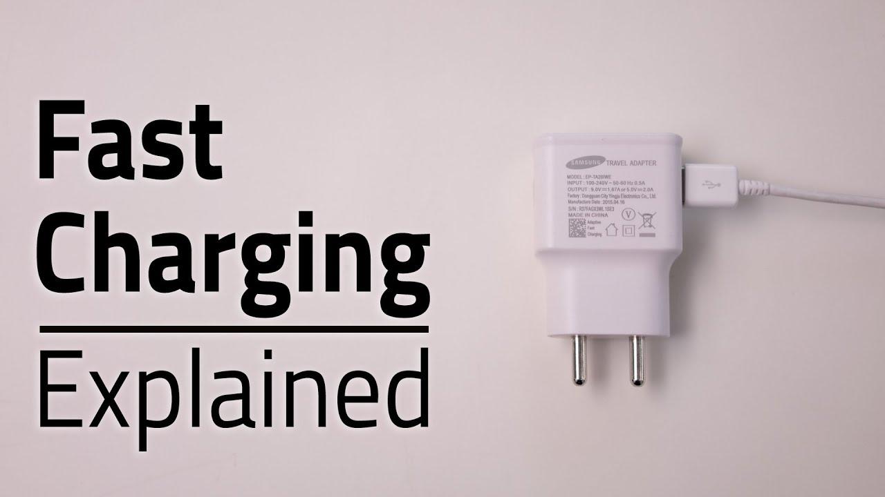 Fast Charging Explained - YouTube