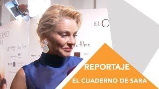 Premiere El Cuaderno De Sara - Belén Rueda
