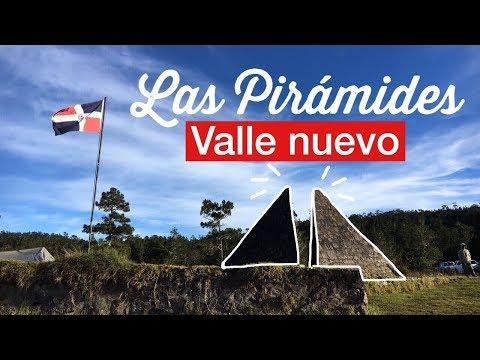 Las Pirámides  de Valle Nuevo   Isleñas