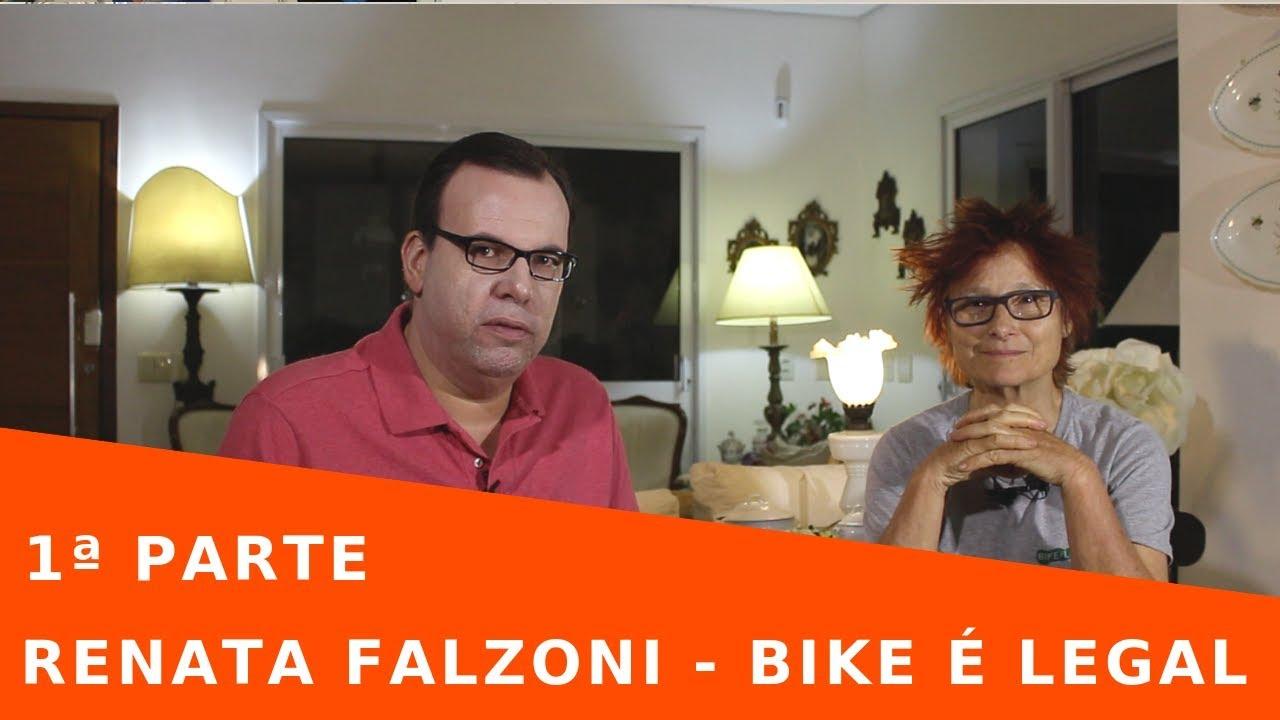 Bicicletas, Moda, Pedestres, Carros, Patinetes Elétricos, Bike é Legal, Renata Falzoni, 1ª Parte