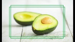 Как Приготовить Молочный коктель / Смузи Авокадо и Банан Рецепт