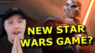 Star Wars KOTOR Remake REAL! Dont Let Disney RUIN the Game?