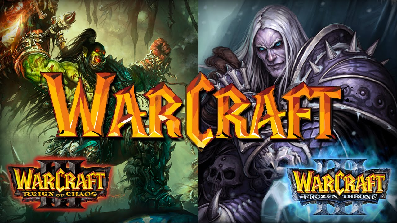دانلود بازی Warcraft III Reign of Chaos And Frozen Throne