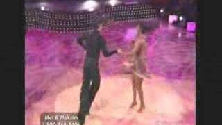 melanie b cha cha dancing with the stars