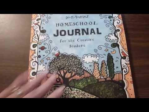 Do it yourself homeschool journal for the creative student youtube do it yourself homeschool journal for the creative student solutioingenieria Image collections
