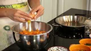 Caveman Diet Recipes: Paleo Sweet Potato & Bacon Latkes Recipe