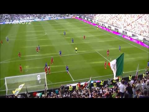 JUVENTUS Vs Cagliari   1° Tempo