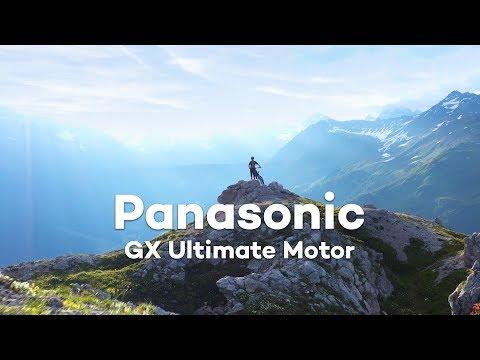 Panasonic GX Ultimate Motor: Kompaktes Kraftpaket