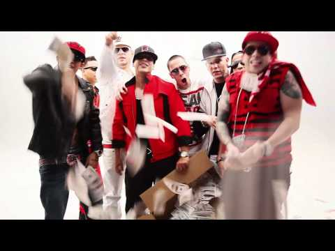 Cartel Records, Masacre Musical, Flow Factory & Eme Music - Llegamos A La ....flv
