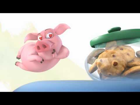 Рекламный ролик на видео стойку Веб студия