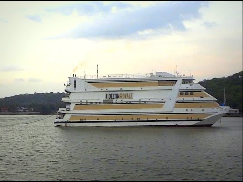 casino cruise goa