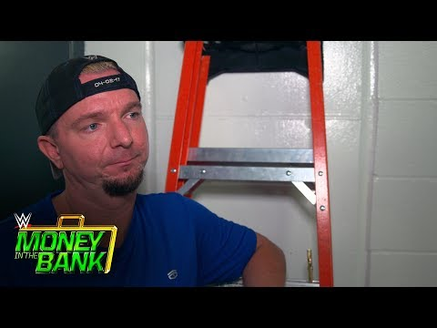 James Ellsworth is ready for the first Women's Money in the Bank Ladder Match: June 18, 2017