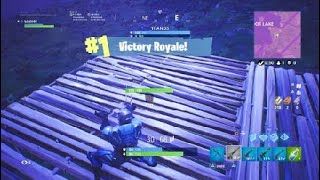 FORTNITE-SKYBASE WIN AGAINST THANOS!