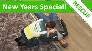 New Years Special! - GTA V with the Rescue Mod - On Watch with the SAFRS & SAAS!