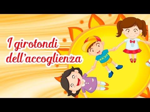 I girotondi dell'accoglienza - Canzoni per bambini di Mela Music