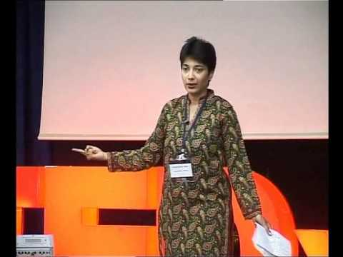 TEDxSSN - Madhuvanthi Arun - School Education