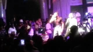 "BEZ & PRAIZ ""STUPID SONG"" Live @ Industry Night"