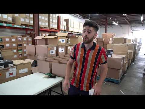 Soxy Warehouse Tour