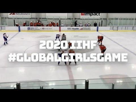 2020 IIHF Global Girls Game