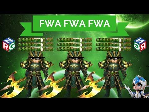 FWA's Triple Leo Defense