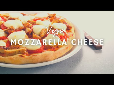 How To Make Vegan Mozzarella | Easy, Melts, Stretches, Browns | Korenn Rachelle
