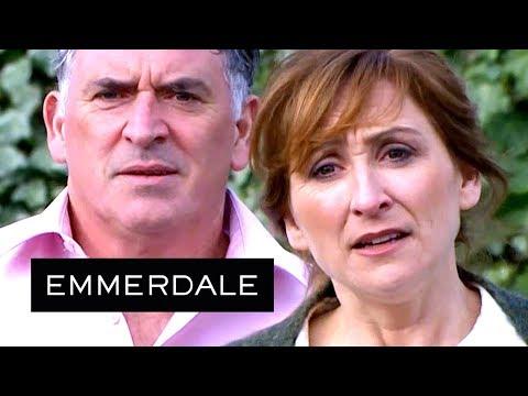 Emmerdale - Brenda Loves Watching Laurel's Life Fall Apart