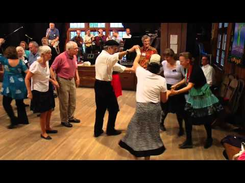 Maryland Line 7 - Duck and Dive square dance