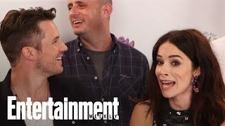 'Timeless' Cast On The Moment They Learned the Show Was Revived | SDCC 2017 | Entertainment Weekly