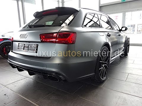 audi rs6 performance mieten rent youtube. Black Bedroom Furniture Sets. Home Design Ideas