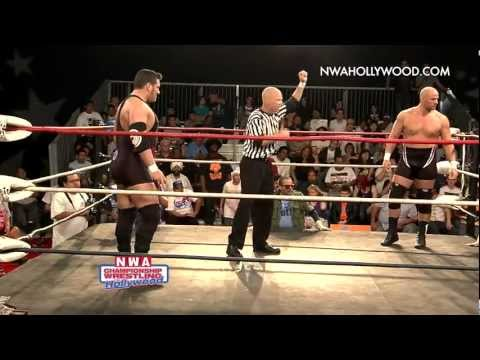 Colt Cabana Vs. Adam Pearce For The NWA Worlds Championship 4/8/12 - Complete Match (HD)