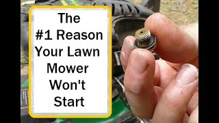Download How to fix a lawn mower that won't start after storage Mp3 and Videos
