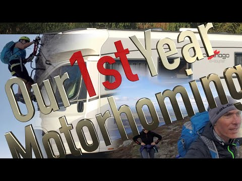 Our 1st Year Of Motorhome Adventures VLOG