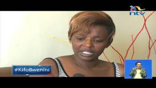 #KifoBwenini: Kamera za CCTV zaonyesha yaliyomfanyikia Ebbie Samuels
