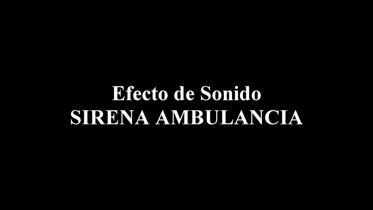sonido sirena de ambulancia descargar messenger