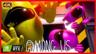 AMONG US 3D ANIMATION - IMPOSTOR LIFE #7