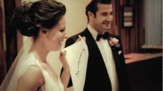 Свадьба Марты и Бери в традиционном стиле от Marrone Video