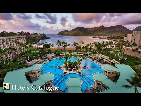 Marriott's Kaua'i Beach Club Resort Tour - Kauai, Hawaii Oceanfront Beach Resort