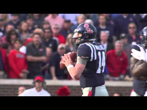 Ole Miss Football 2015 Offensive Line Highlight
