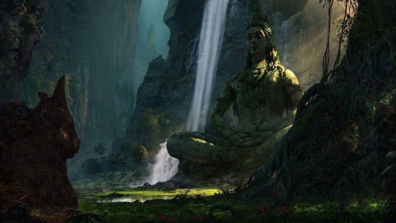 Lord Shiva Graphic Images: Lord Shiva Intro Vfx