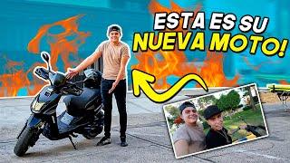 SORPRENDÍ A MARCO REGALÁNDOLE ESTA MOTO.. | ManuelRivera11