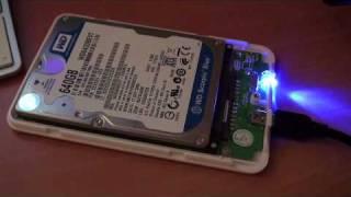 Problema con HDD Western Digital Scorpio Blue 640GB 2.5