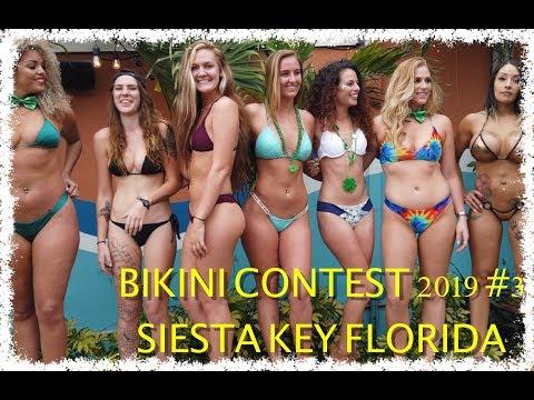 Sexy babes beach club bikini competition siesta key fl