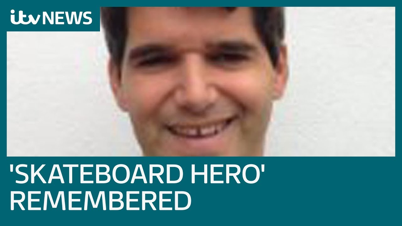 e77002467d95 'Skateboard hero' who confronted London Bridge terrorists posthumously  awarded   ITV News