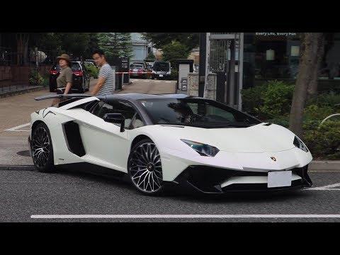 【都内】スーパーカーサウンド Supercar in Tokyo