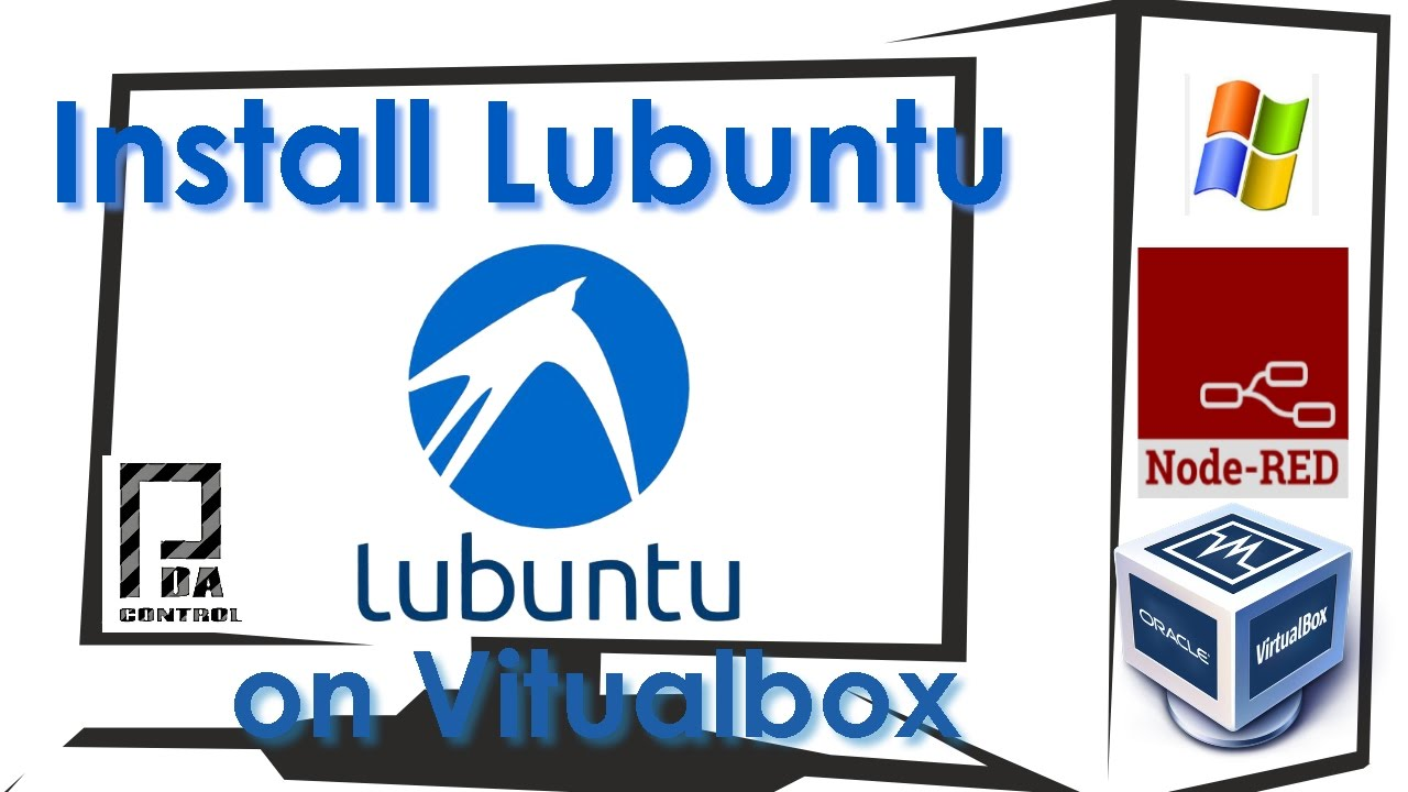 Install Lubuntu on Virtualbox