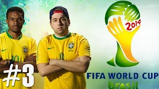 FIFA World Cup 2014 - Round of 16 Ep.3