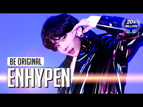 [BE ORIGINAL] ENHYPEN(엔하이픈) 'Given-Taken' (4K)