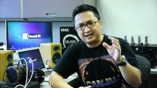 Stax SR-009 and Woo Audio WES - Head-Fi TV, Episode 008:
